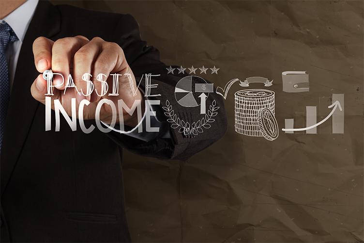 Qué son los ingresos activos y pasivos